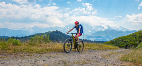 Val d'Arly E-Bike Tour - 19 et 20 septembre 2020