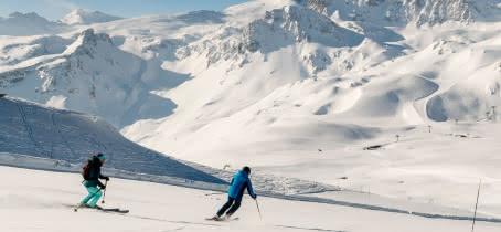 Domaine skiable de Tignes
