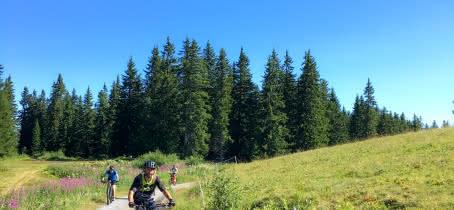 Rando découverte 'Tour du Mont-Lachat'